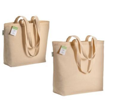 Чанта от натурален памук