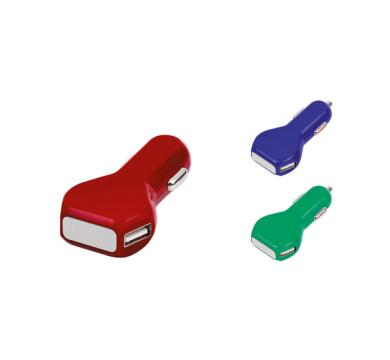 USB зарядно за кола CRCH-05