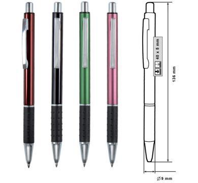 Метална химикалка МР-2062