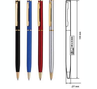 Метална химикалка МР-7118