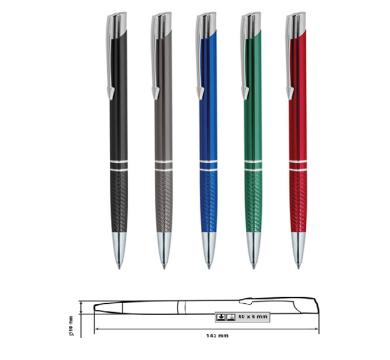 Метална химикалка МР-7136