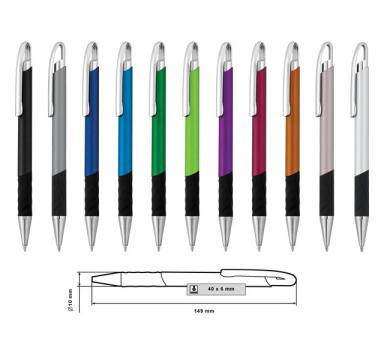Пластмасова химикалка MP-9159