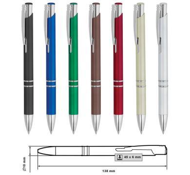 Пластмасова химикалка MP-9170C