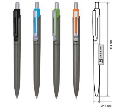 Пластмасова химикалка MP-9188