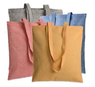 Чанта от рециклиран памук